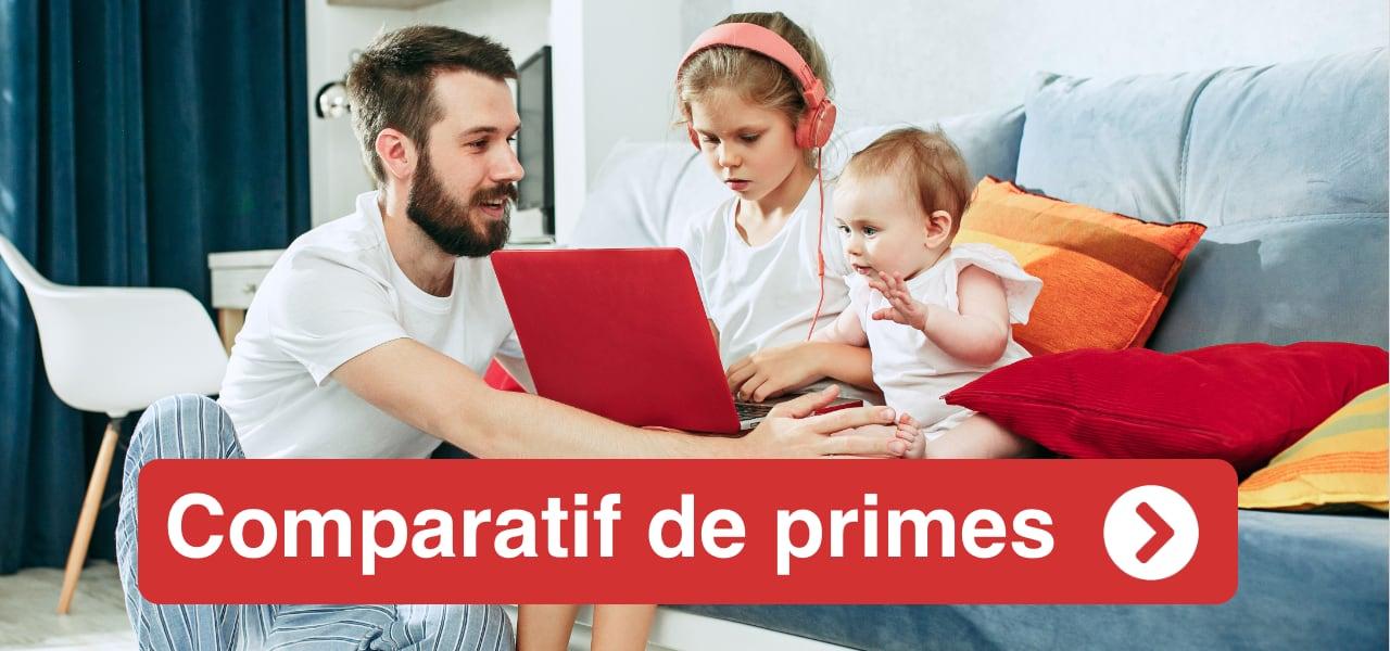 Comparatif assurance RC Ménage