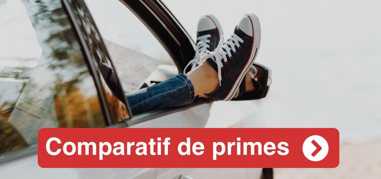 Comparatif assurance voiture
