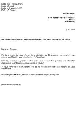 Kit Assurance Maladie fiche 5